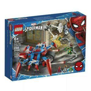 LEGO® Marvel Spider Man Vs Doc Ock Building Set